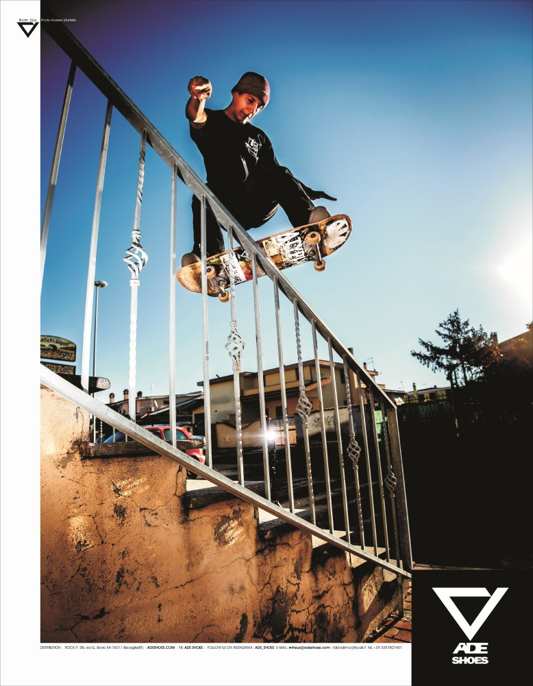 4 skate mag ade shoes adv 05-15