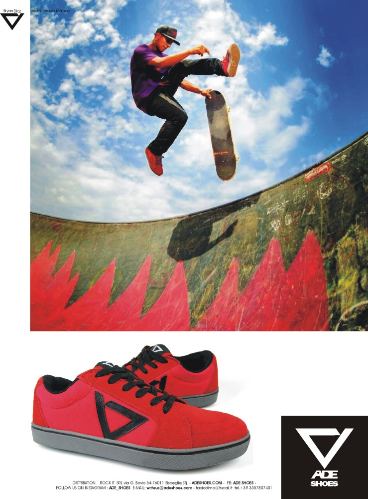 ade advertising 015 sneakers (airwalk)